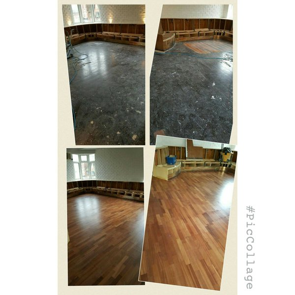 Floor Sanding Hale and Altrincham