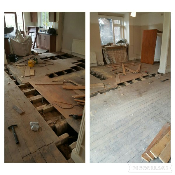 Floor Sanding Withington