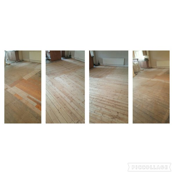 Wooden Floor Sanding Withington