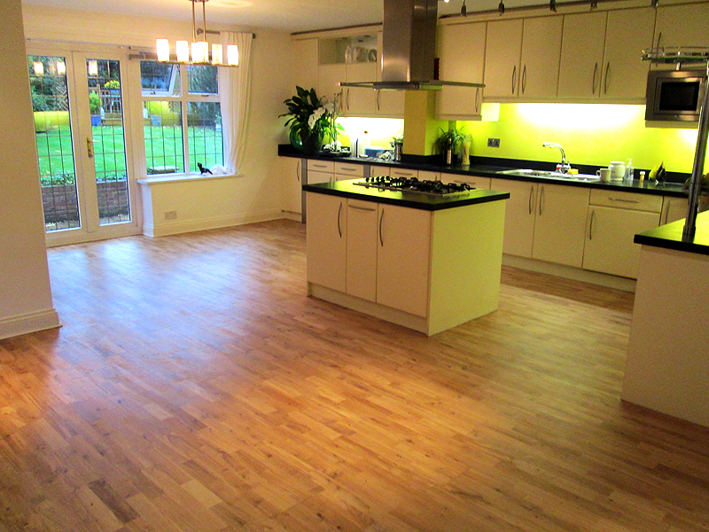 Wooden Kitchen Flooring Company