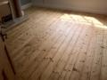 Pine Floorboard Sanding