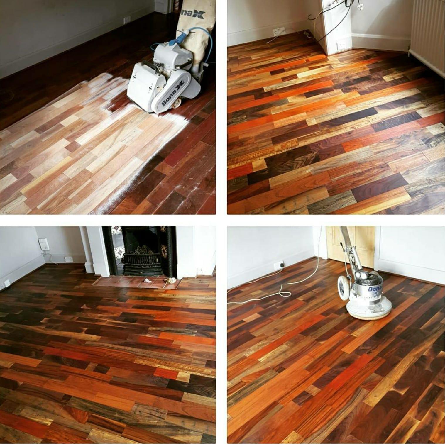 Floor Sanding Marple