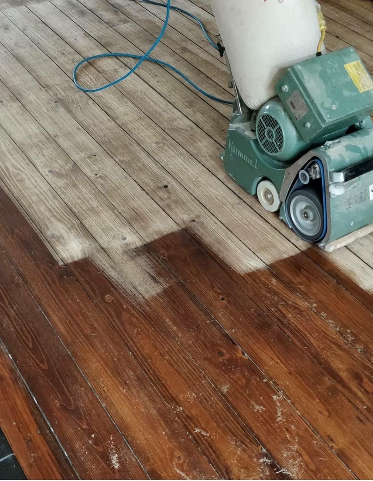 Professional Floor Sanding Manchester