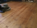 Floor Sanding and Hearth Removal After