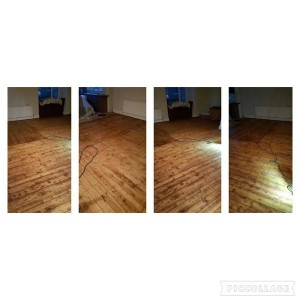 Floor Sanding in Withington