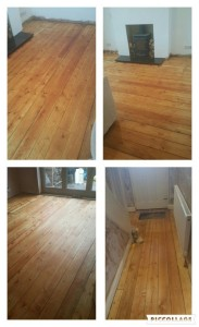 Floor Sanding in Disley