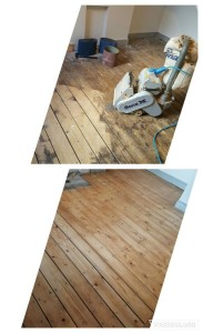 Floor Sanding Heaton Chapel